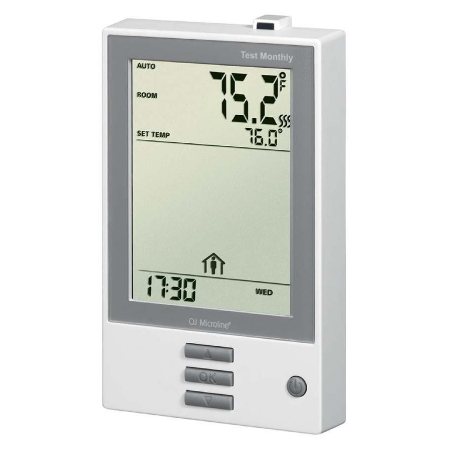 shop tec programmable thermostat at. Black Bedroom Furniture Sets. Home Design Ideas