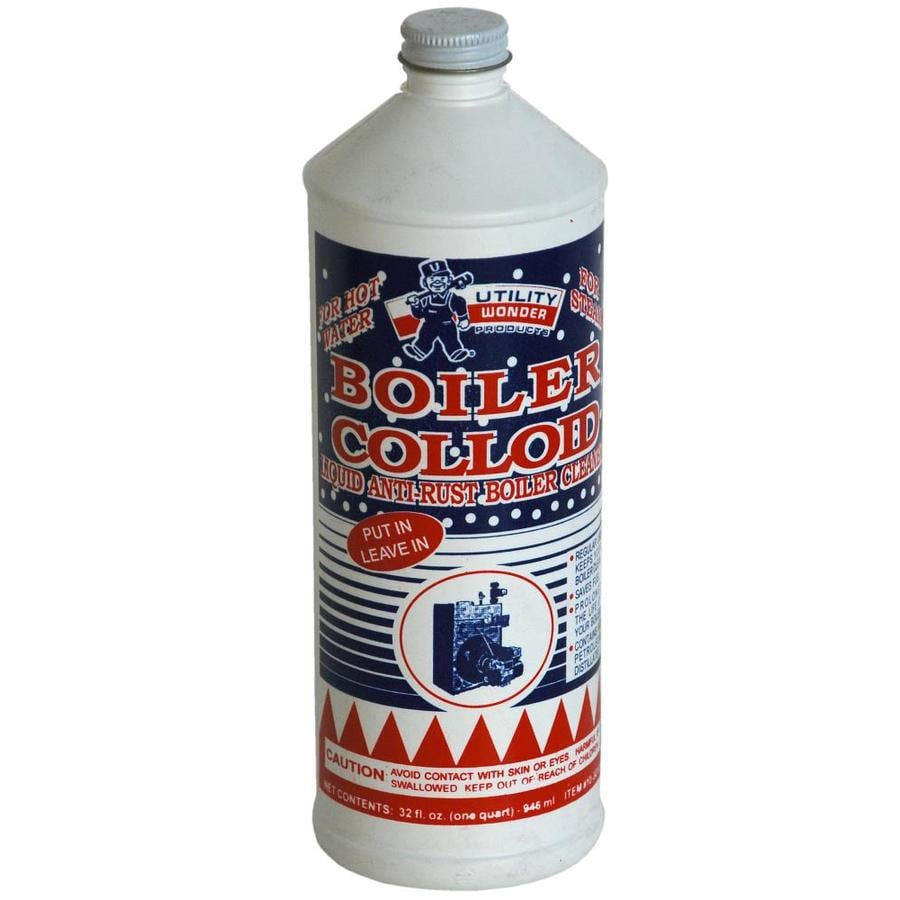Shop Durst Boiler And Heating Cleaner at Lowes.com