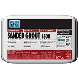Laticrete 25 Lbs Silver Shadow Sanded Powder Grout