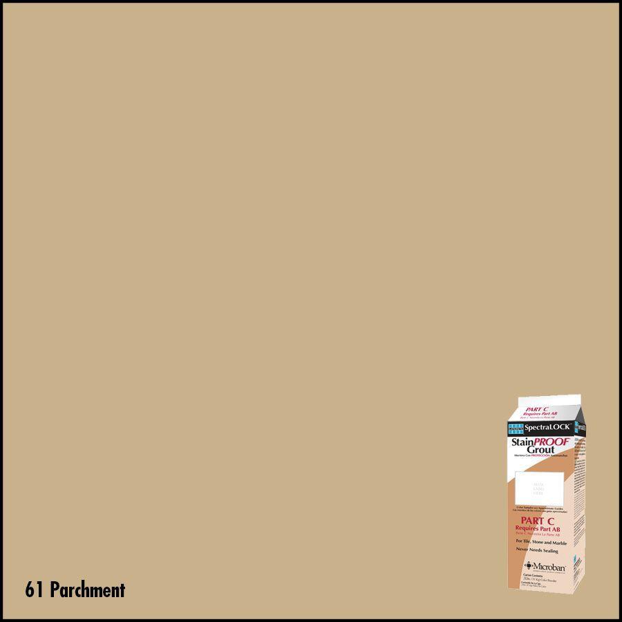 LATICRETE 2-1/4-lbs Parchment Epoxy Grout