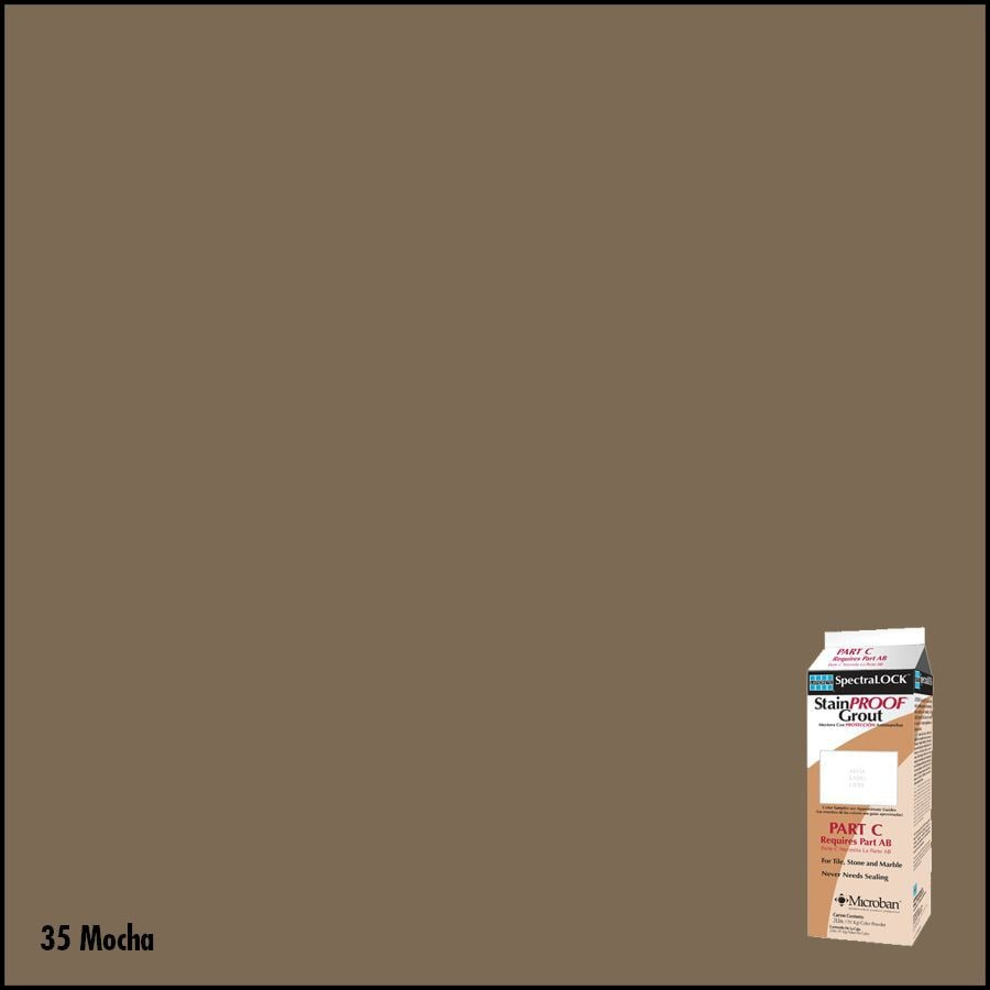 LATICRETE 2-1/4-lbs Mocha Epoxy Grout