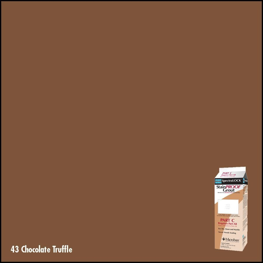 LATICRETE 2-1/4-lbs Chocolate Truffle Epoxy Grout