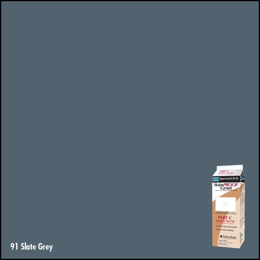 LATICRETE 2-1/2-lbs Slate Grey Epoxy Powder Grout