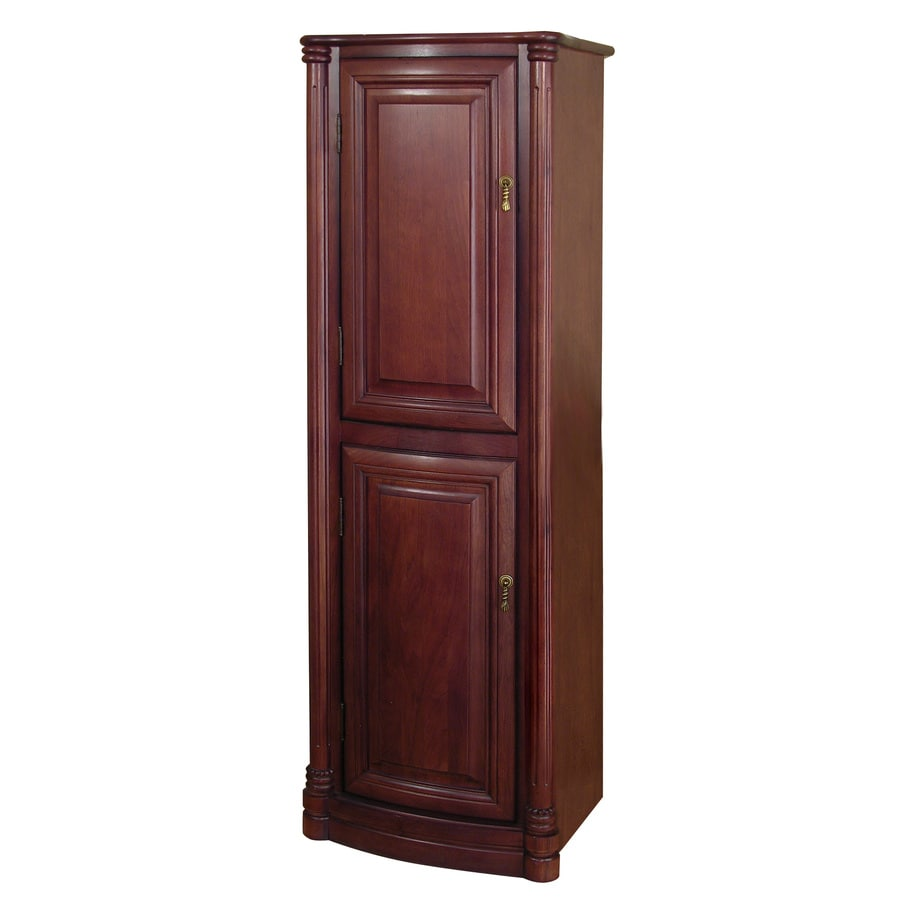Shop Foremost Wingate 17 5 In W X 54 In H X 14 In D Cherry
