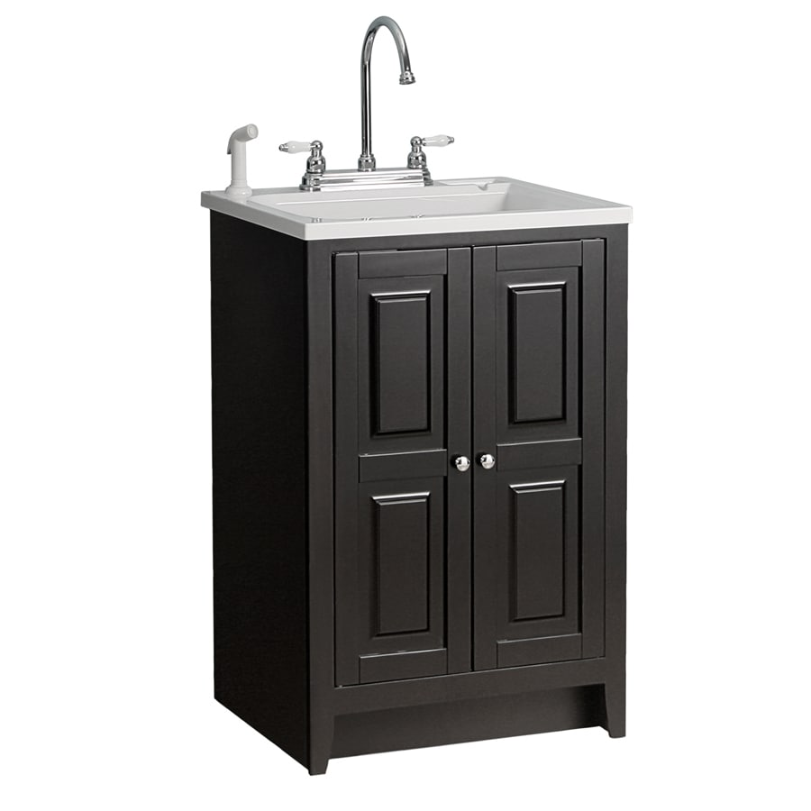 Lowes Laundry Sink Cabinet Cabinets Matttroy