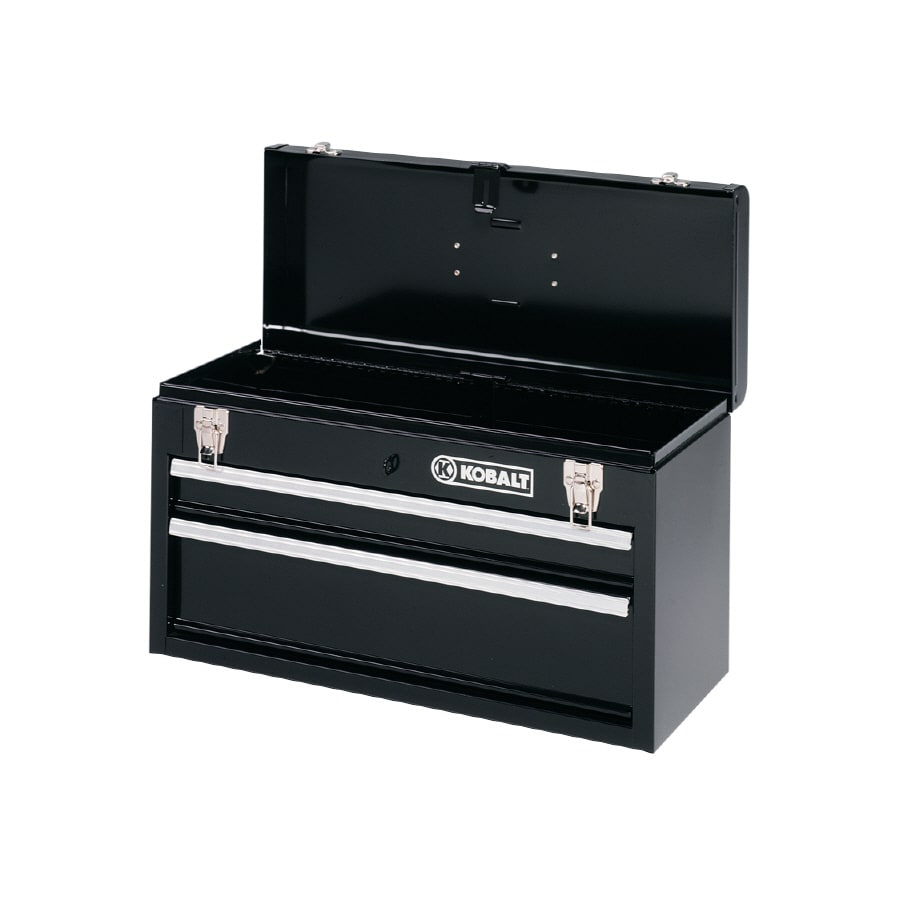 Kobalt 13-in x 9-in 2-Drawer Tool Chest