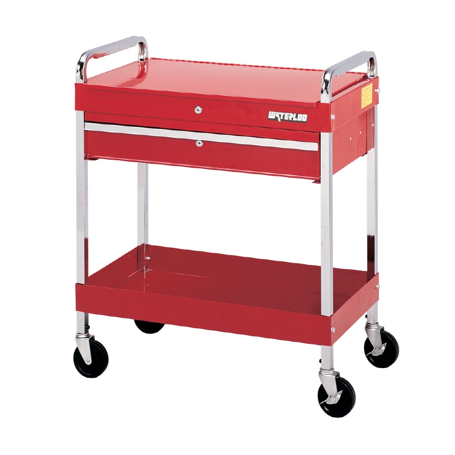 Lowes utility cart full image for garden wagon dump for Microwave carts ikea