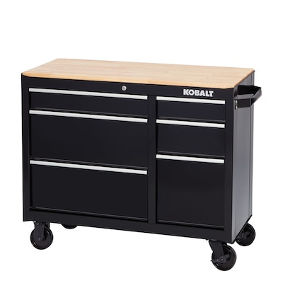 Groovy 1000 Series 41 In W X 34 In H 6 Drawer Steel Rolling Tool Cabinet Black Gmtry Best Dining Table And Chair Ideas Images Gmtryco