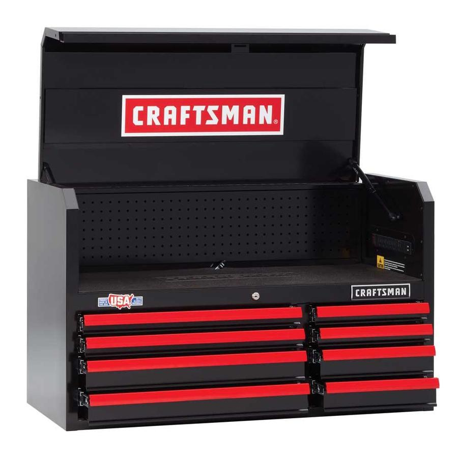 Craftsman 2000 Series 40 5 In W X 24 5 In H 8 Drawer Ball