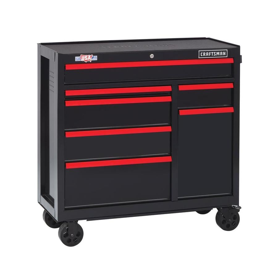 Craftsman 2000 Series 41 In W X 41 1 In H 7 Drawer Steel