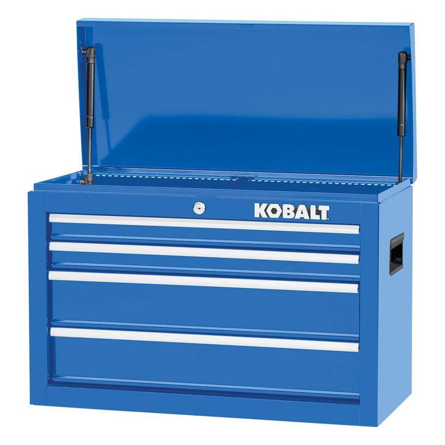 Kobalt 1000 Series 17.25 In X 26 In 4 Drawer Ball Bearing