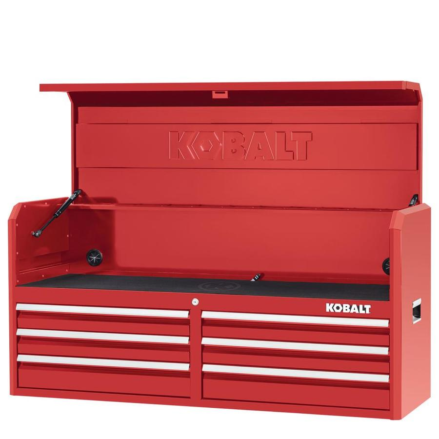 Kobalt 2000 Series 52 In W X 24 5 In H 6 Drawer Ball