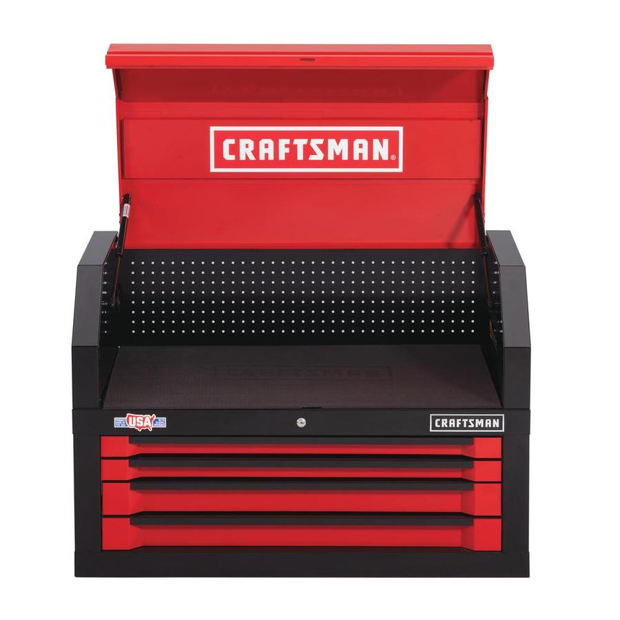 Craftsman 3000 Series 41 7 In W X 27 7 In H 4 Drawer Ball