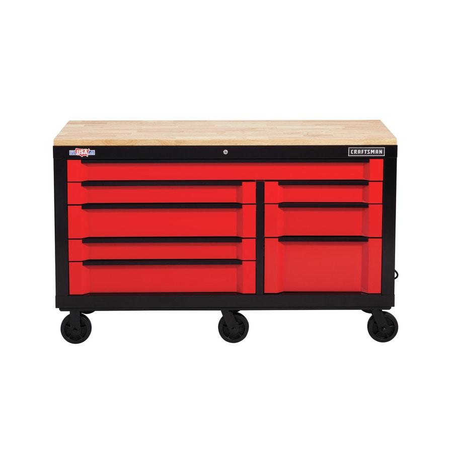 Steel Ashley 4 1//2 INCH Cash Box red//Blue