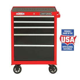 CRAFTSMAN 2000 Series 26.5 In W X 37.5 In H 5 Drawer Ball