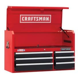 Craftsman  In W X 24 5 In H 6 Drawer Ball