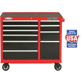 Craftsman 2000 Series 41 In W X 37 5 H 10 Drawer Steel