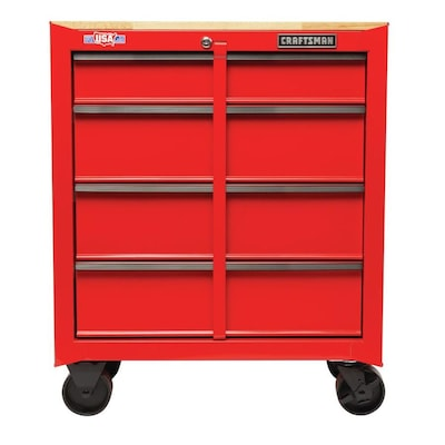 Craftsman 1000 Series 4-Drawer Steel Rolling Tool Cabinet