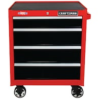 CRAFTSMAN 2000 Series 26-in 4-Drawer Tool Cabinet CMST98215RB Deals
