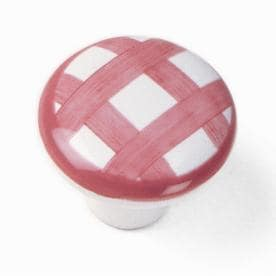 Laurey 1-1/2 In. Round Ceramic Cabinet Knob