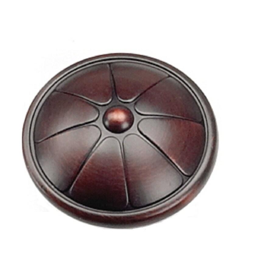 Laurey Oil-Rubbed Bronze Round Cabinet Knob