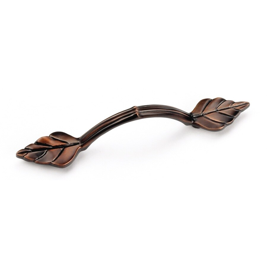 Laurey 3-in Center-to-Center Venetian Bronze Rectangular Cabinet Pull