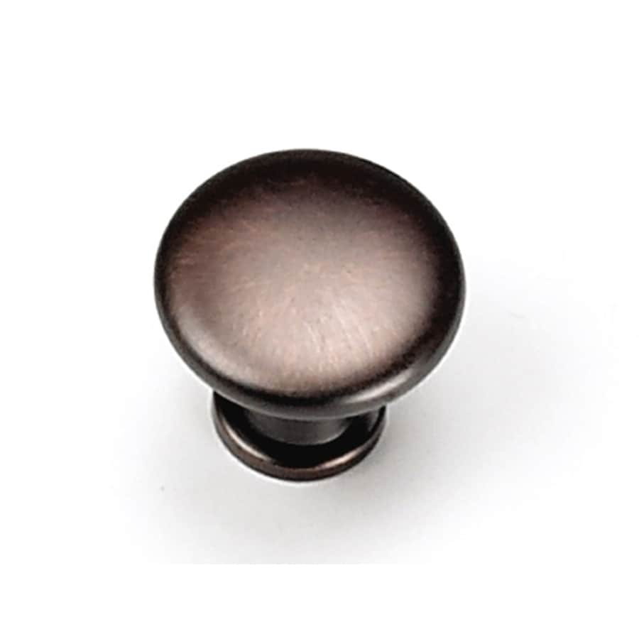 Laurey Venetian Bronze Round Cabinet Knob