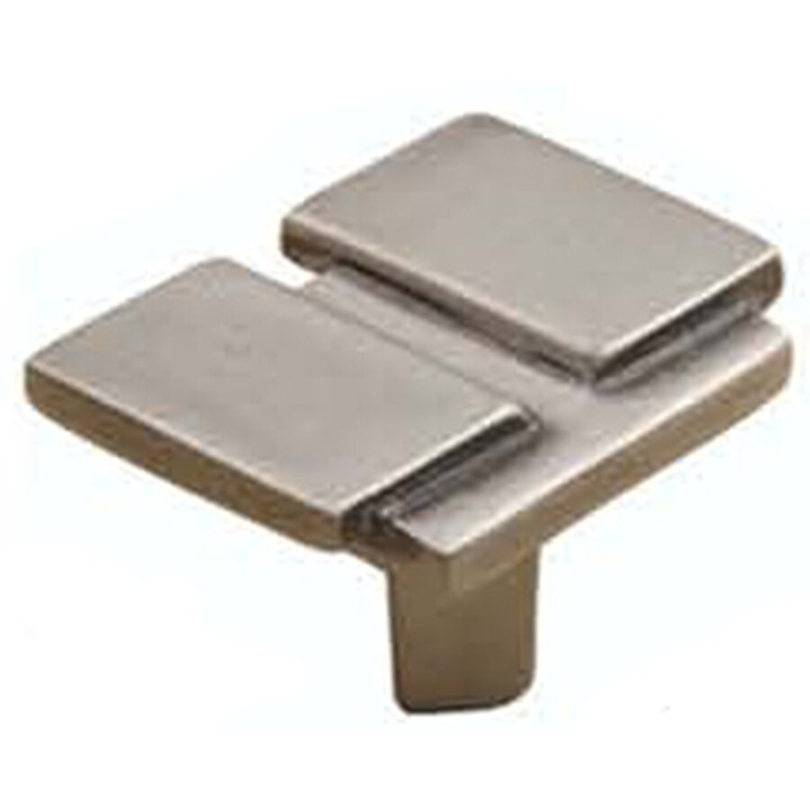 Laurey Stainless Steel Rectangular Cabinet Knob