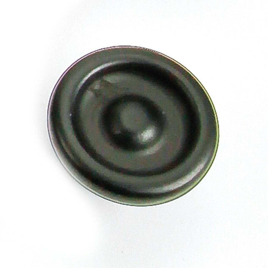 Laurey Iron Black Round Cabinet Knob