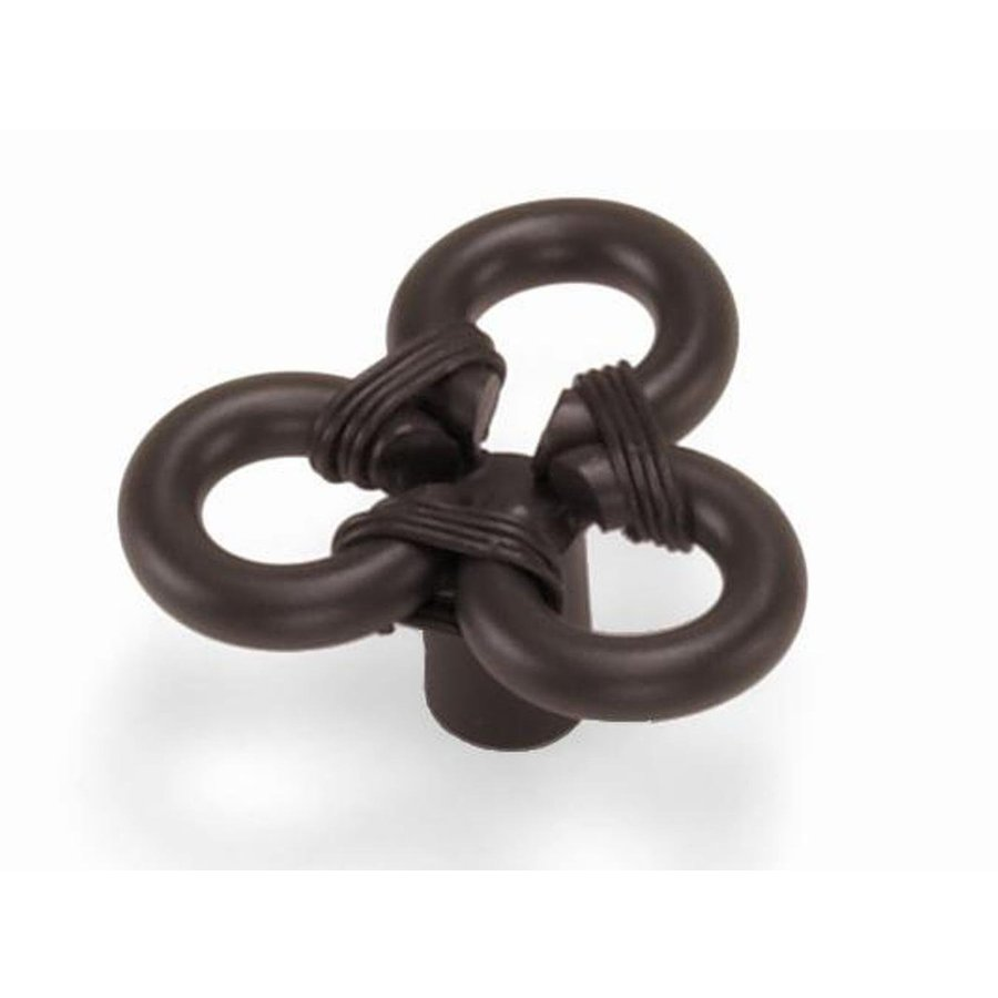 Laurey Oil-Rubbed Bronze Novelty Cabinet Knob