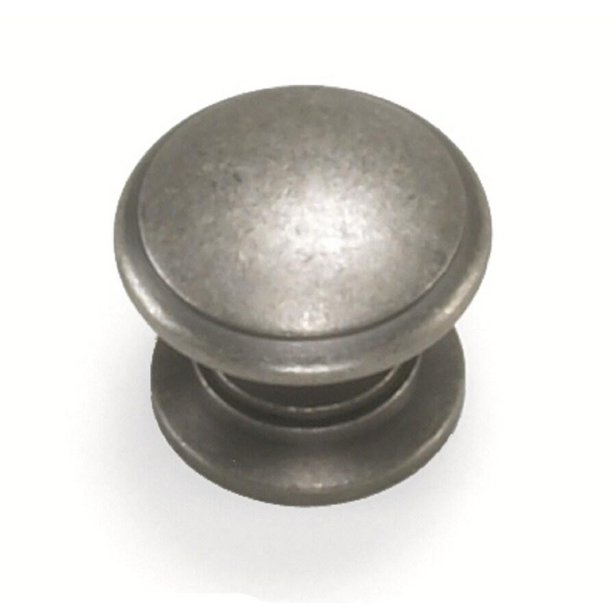 Laurey Pewter Mushroom Cabinet Knob