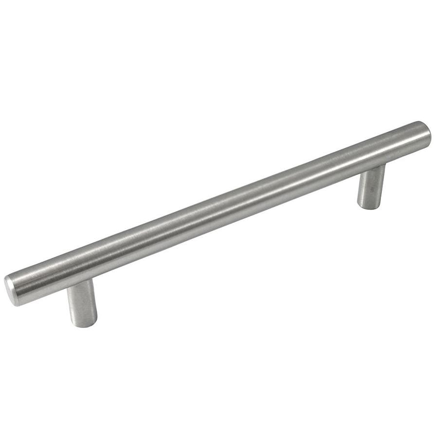 Laurey 96mm Center-to-Center Stainless Steel Melrose Bar Cabinet Pull