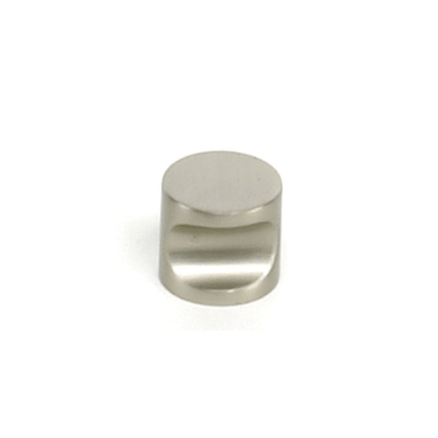 Laurey Melrose Stainless Steel Oval Cabinet Knob