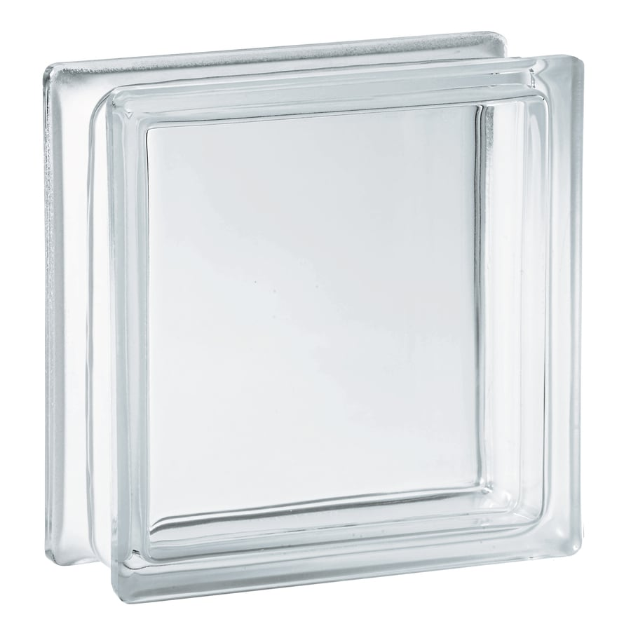 Shop Redi2set 10 Pack Glass Blocks Common 8 In H X 8 In