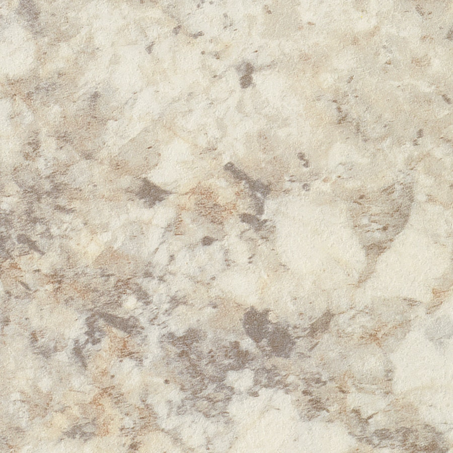 Formica Brand Laminate 30-in x 96-in Crema Mascarello-Radiance Laminate Kitchen Countertop Sheet