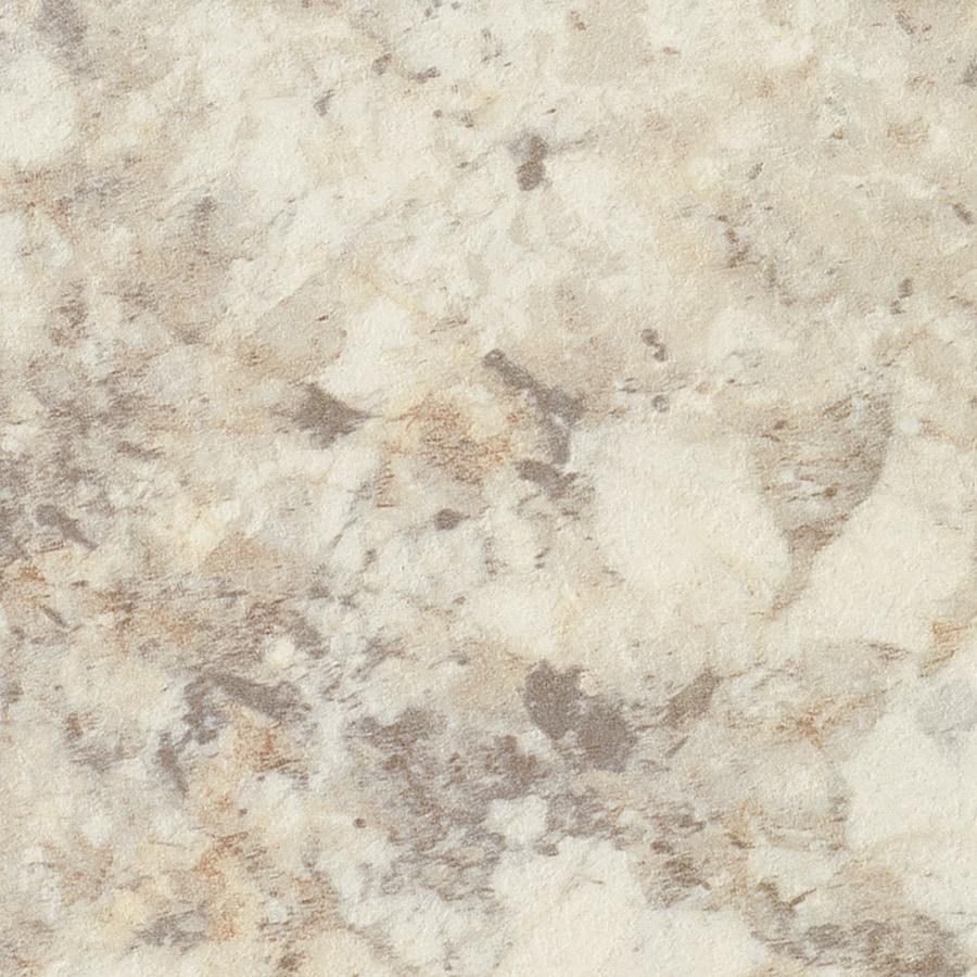 Shop Formica Brand Laminate Butterum Granite Etchings Laminate Kitchen Countertop Sample At: Shop Formica Brand Laminate 180fx; 30-in X 144-in Crema