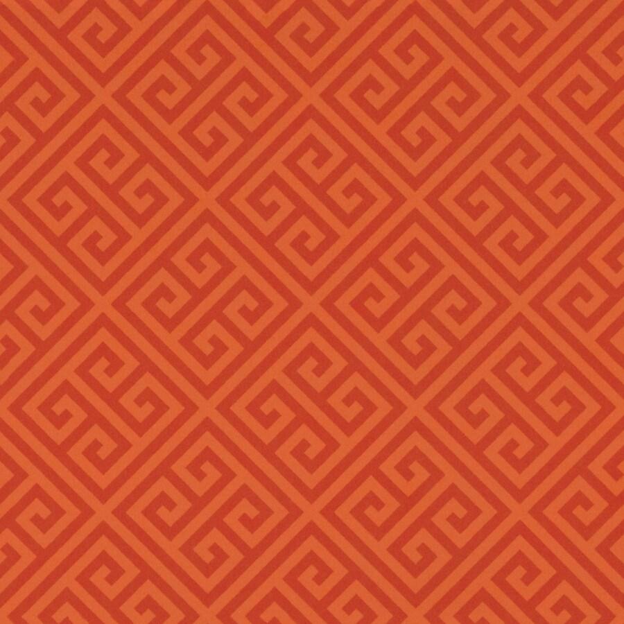 Formica Brand Laminate 48-in x 96-in Orange Greek Key Matte Laminate Kitchen Countertop Sheet