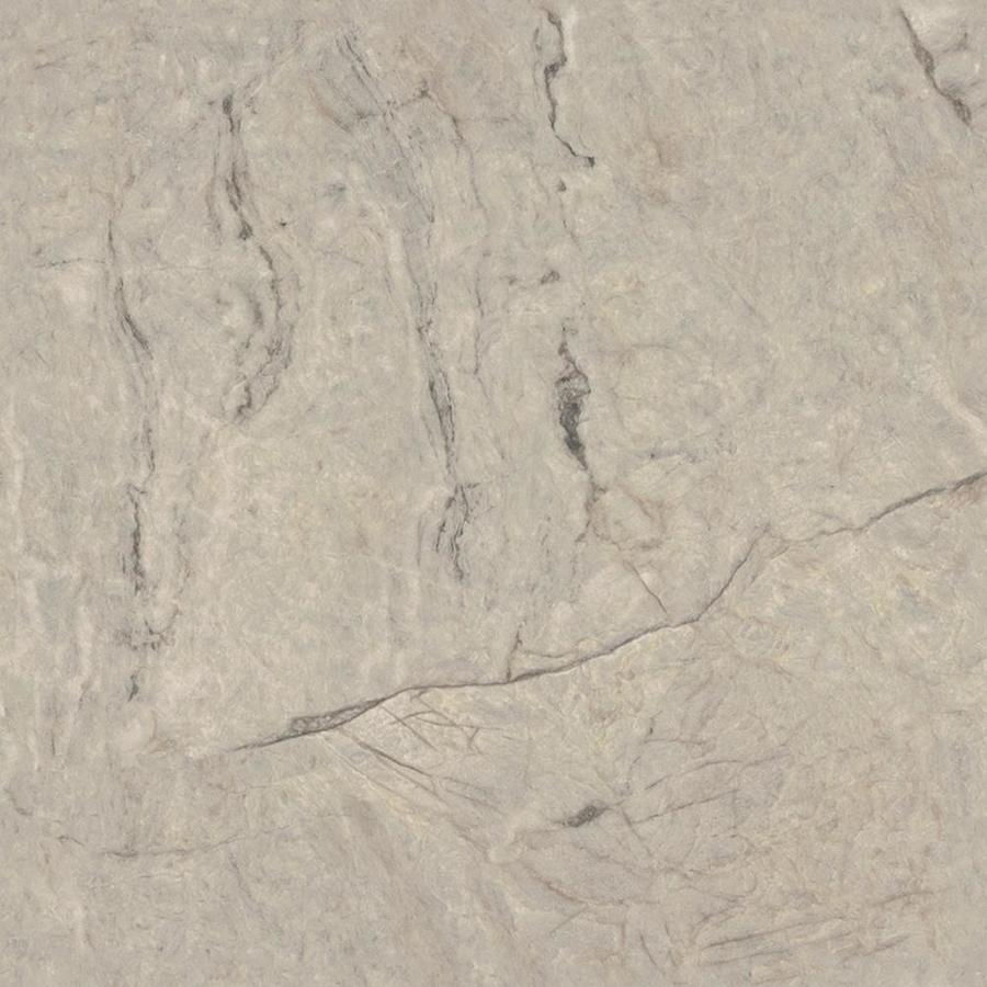 Formica Brand Laminate 30-in x 120-in Silver Quartzite Matte Laminate Kitchen Countertop Sheet