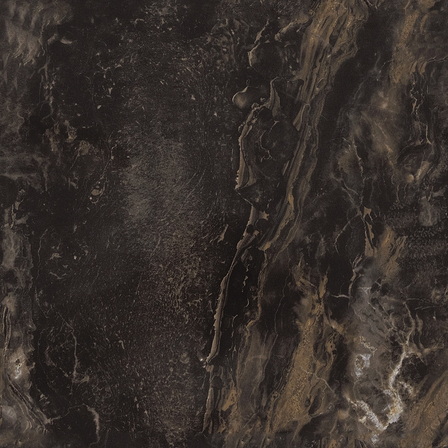 Formica Brand Laminate 30-in x 120-in Marbled Cappuccino Gloss Laminate Kitchen Countertop Sheet