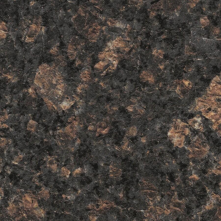 Formica Brand Laminate Patterns 30-in x 120-in Kerala Granite Matte Laminate Kitchen Countertop Sheet