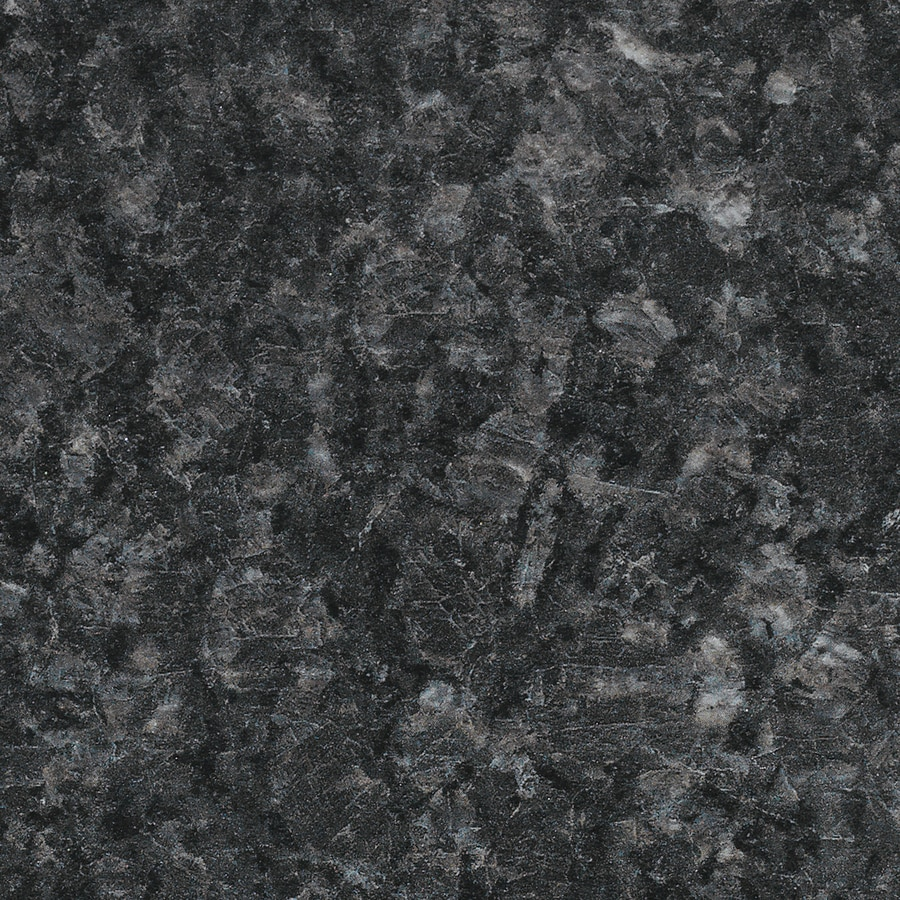 Formica Brand Laminate Patterns 30-in x 96-in Midnight Stone Matte Laminate Kitchen Countertop Sheet