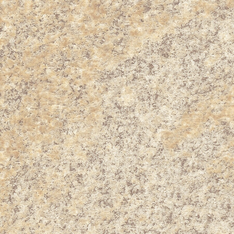 Formica Brand Laminate 48-in x 96-in Venetian Gold Granite Matte Laminate Kitchen Countertop Sheet