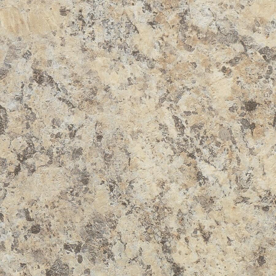 Formica Brand Laminate Patterns 30-in x 120-in Belmonte Granite Matte Laminate Kitchen Countertop Sheet