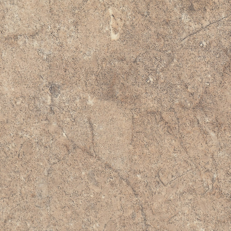Formica Brand Laminate Patterns 30-in x 120-in Mocha Travertine Matte Laminate Kitchen Countertop Sheet