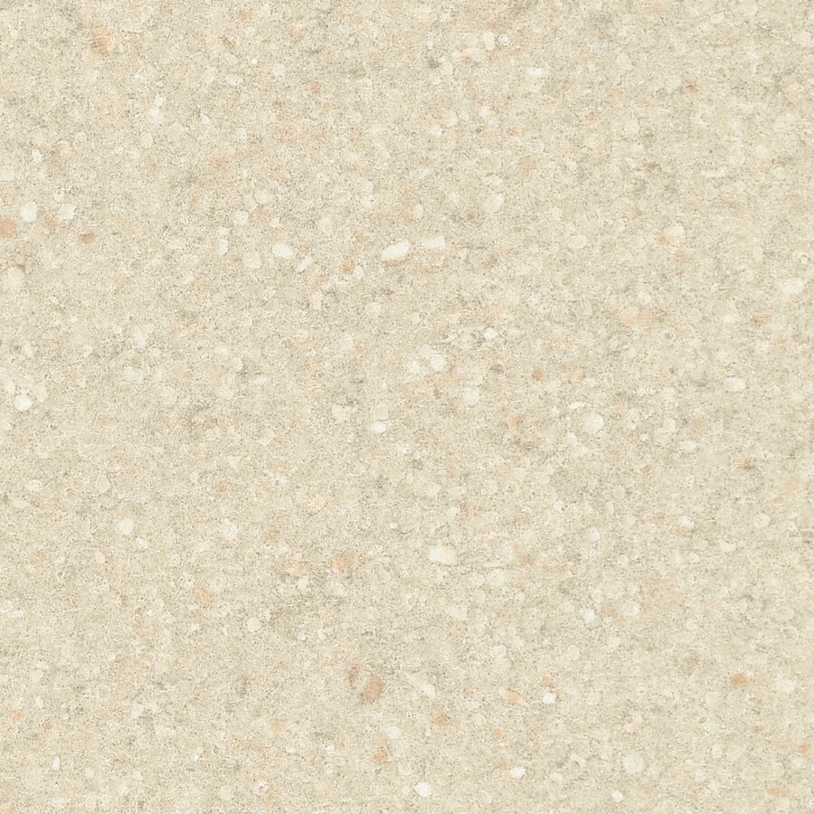 Formica Brand Laminate Patterns 30-in x 120-in Creme Quarstone Matte Laminate Kitchen Countertop Sheet