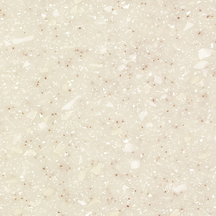 Formica Solid Surfacing 4 In W X 4 In L Shell Stone Solid