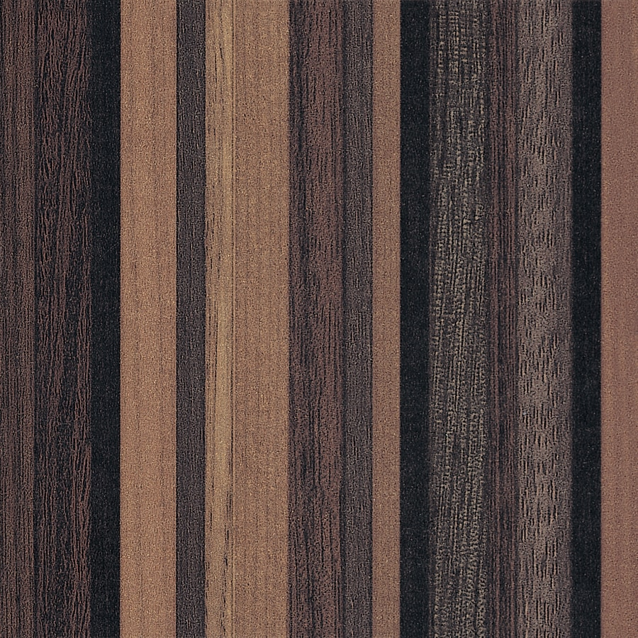 Formica Brand Laminate Woodgrain 60-in x 144-in Myriad Ribbonwood Matte Laminate Kitchen Countertop Sheet