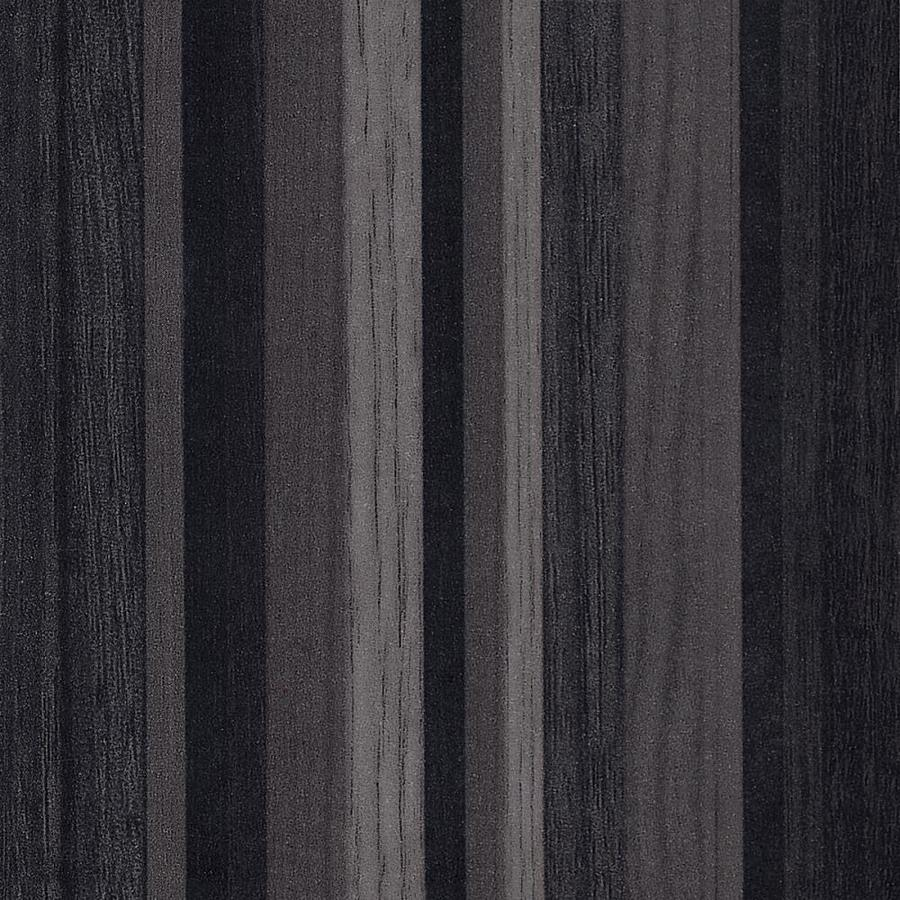 Formica Brand Laminate Woodgrain 30-in x 120-in Ebony Ribbonwood Matte Laminate Kitchen Countertop Sheet