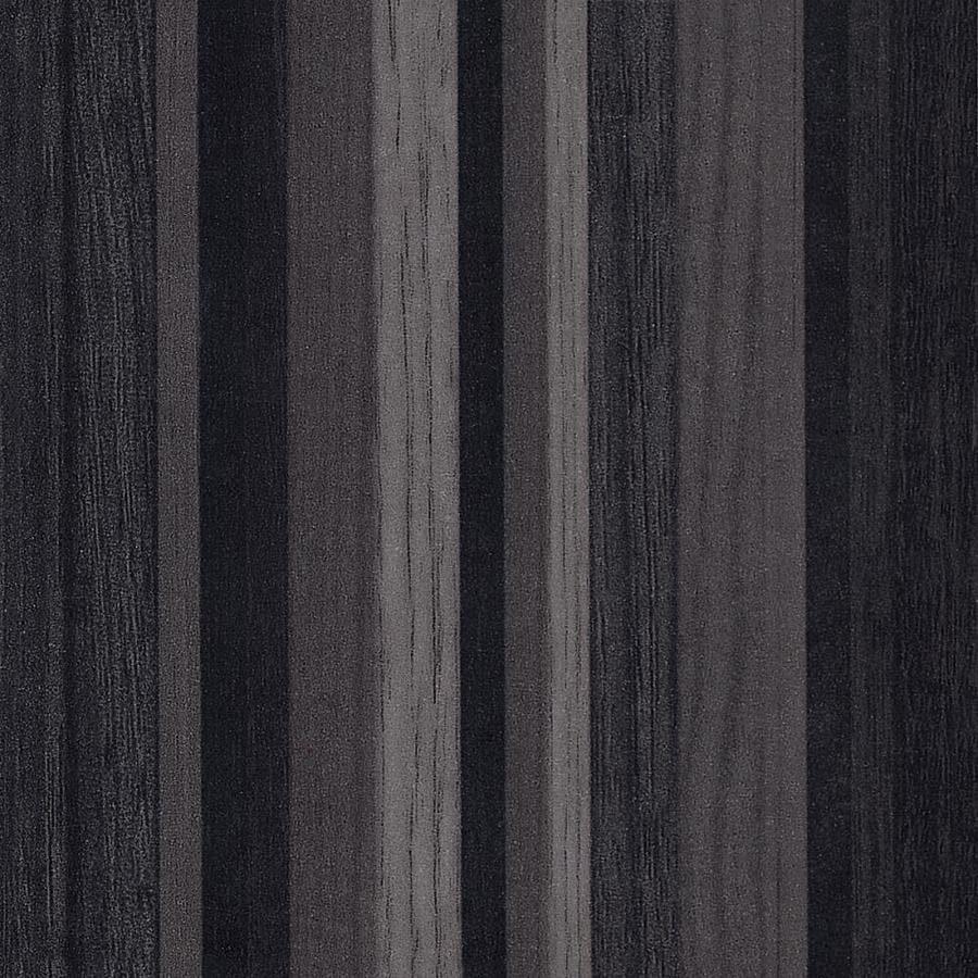 Formica Brand Laminate 60-in x 144-in Ebony Ribbonwood- Matte Laminate Kitchen Countertop Sheet