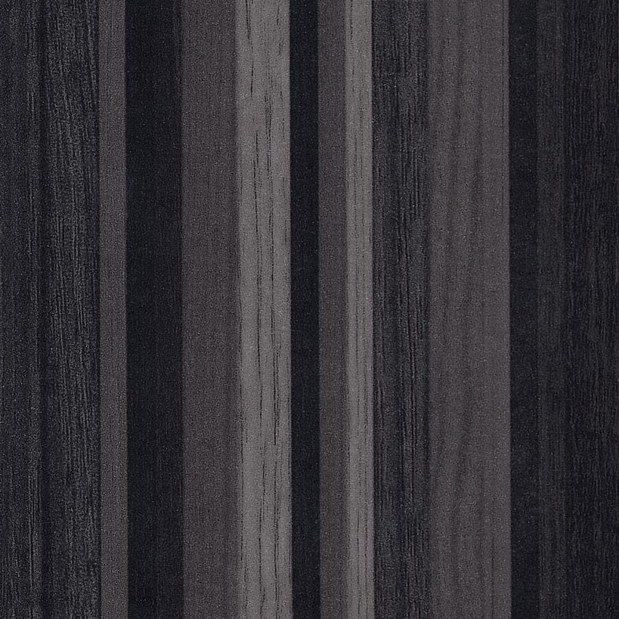 Formica Brand Laminate 48-in x 96-in Ebony Ribbonwood- Matte Laminate Kitchen Countertop Sheet